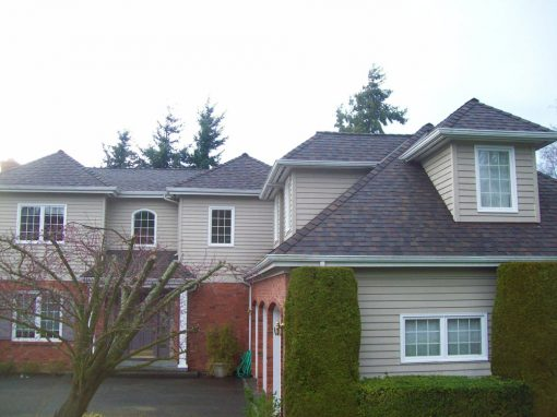 CertainTeed Landmark TL Shenandoah – Edmonds, WA 2013