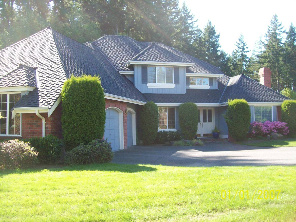 Certainteed Presidential Tl Charcoal Black Bothell Wa