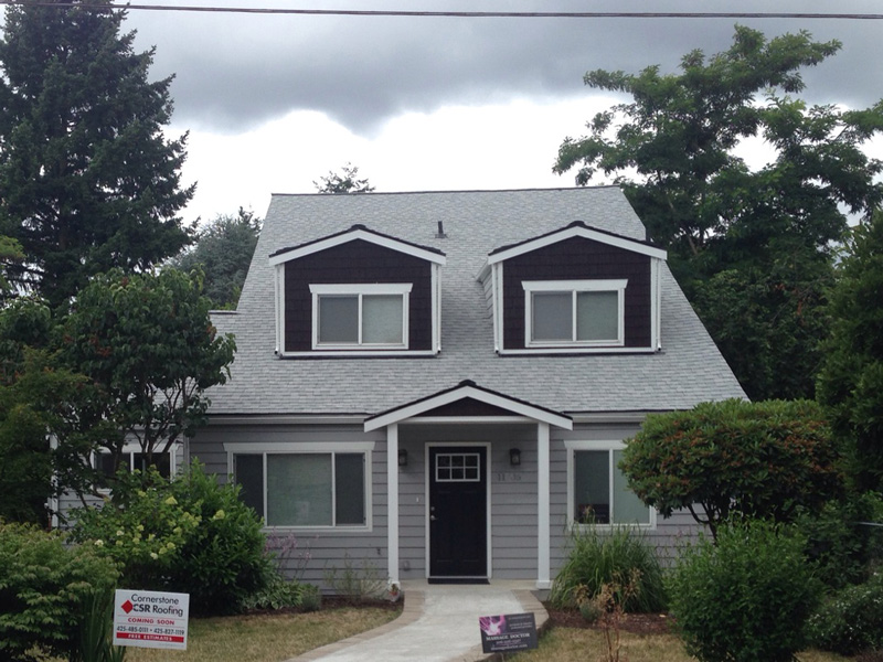 Certainteed Landmark Silver Birch Seattle Wa 2017 Cornerstone Roofing Inc