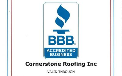 2017 Better Business Bureau Accredited Business Certificate