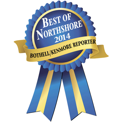 Cornerstone Roofing is a Top 3 Finalist in the 2014 Best of Northshore Awards