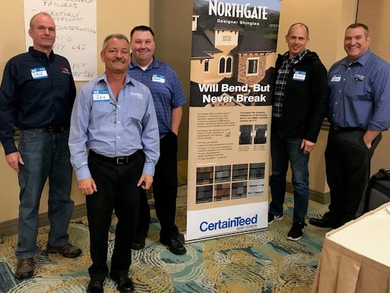 CertainTeed Professional Roofing Advisory Council Meeting