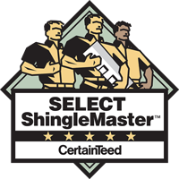 CertainTeed SELECT ShingleMaster