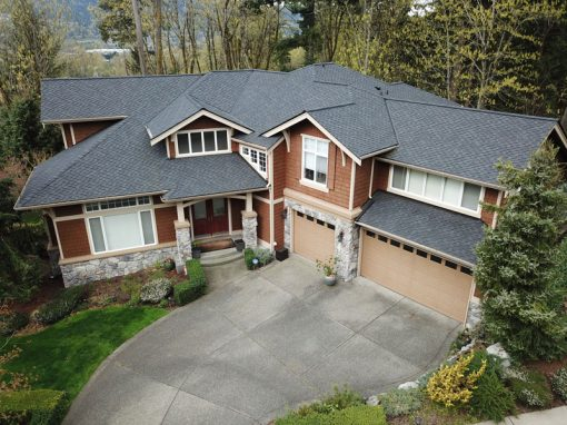 CertainTeed Presidential Charcoal Black – Issaquah, WA 2017