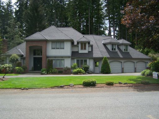CertainTeed Presidential Shadow Gray – Woodinville, WA 2014