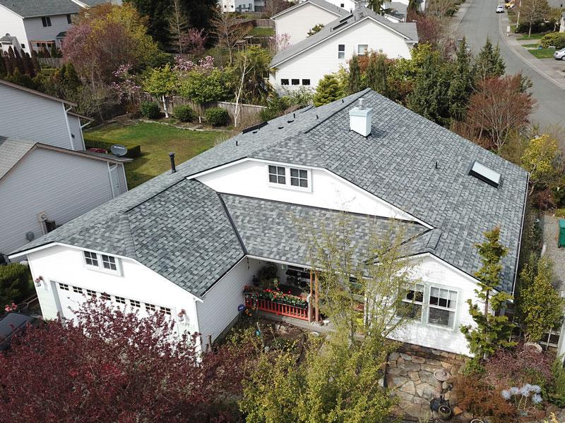 Certainteed Landmark Pro Max Def Granite Gray Everett