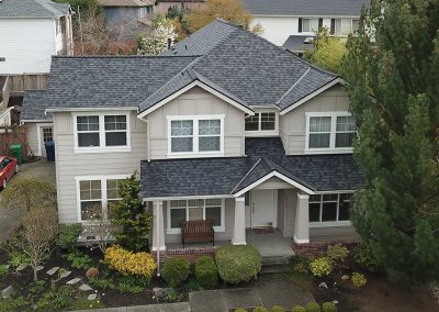CertainTeed Landmark PRO Max Def Moire Black – Bothell, WA 2017