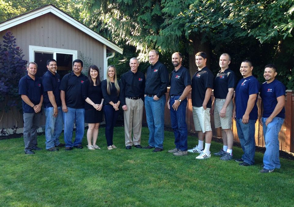 Meet our Cornerstone Roofing Team!