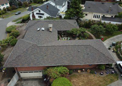 CertainTeed Landmark TL Shenandoah – Everett, WA 2017