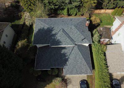 CertainTeed Landmark PRO Max Def Moire Black – Bellevue, WA 2018