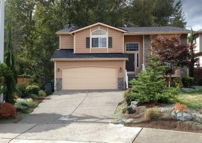 CertainTeed NorthGate Max Def Moire Black Asphalt Composition Shingle New Roof Replacement in Bothell Washington